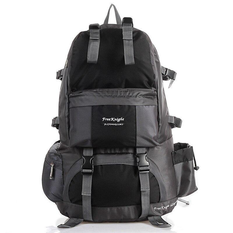 Large Capacity 50L Waterproof Travel Backpack Men Women Mountaineering Multifunction Male Backpacks Outdoor Luggage Bags