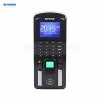DIYSECUR Biométrique D'empreintes Digitales Access Controller Et Fréquentation TCP IP Avec RFID ID Lecteur de Carte + USB MF151