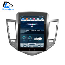 32G ROM Vertikale screen android auto gps multimedia video radio player in dash für Chevrolet CRUZE navigation stereo