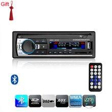 Auto radio JSD-520 12 v MP3 FM Bluetooth 1 din car stereo Lettore Del Telefono AUX-IN MP3 FM/USB/ radio remote control Auto Car Audio 12 v
