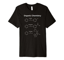 Cheap T Shirts Short O-Neck Fashion 2018 Mens Humor Organic Chemistry Tees