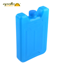 New HDPE Ice water filled box Plane type Ice box for font b Lunch b font