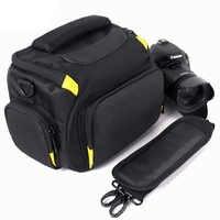 Étanche DSLR appareil photo Sac coque à photo Pour Nikon D5600 D5300 D5500 D3400 D3300 D3100 D750 D7200 D7100 D7500 P900 D810 Nikon Sac