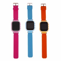 1 44inch Screen Cute Students Watch GPS Positioning Tracker Watch ABS PC Material Anti Lose SOS