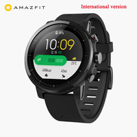 Xiaomi Huami Amazfit Smart Watch 2 GPS PPG Heart Rate Monitor 5ATM Waterproof Sports Smartwatch Bluetooth