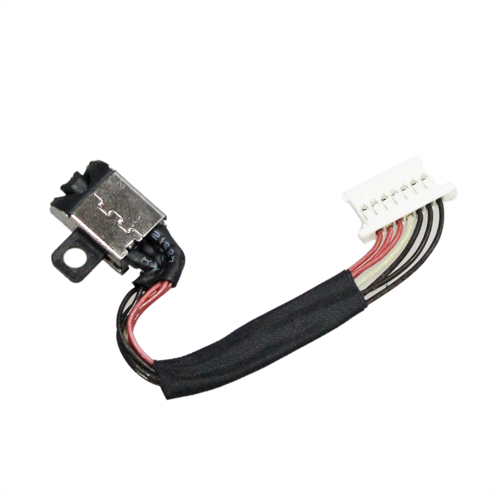 DC Power Jack W/ Cable Connector For Dell Inspiron 5370 Vostro 5471 P87G P88G TV8K5 0TV8K5