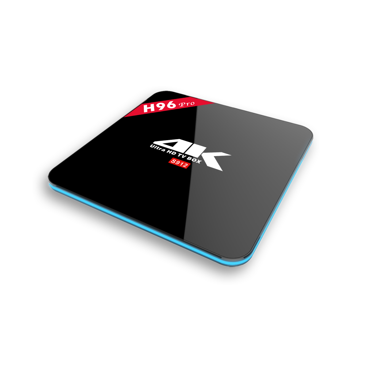 цена на Android 7.1 Box H96 Pro S912 16G Support 1400+Channels Europe French Arabic Italy Turkish 4K Media Player Android Smart