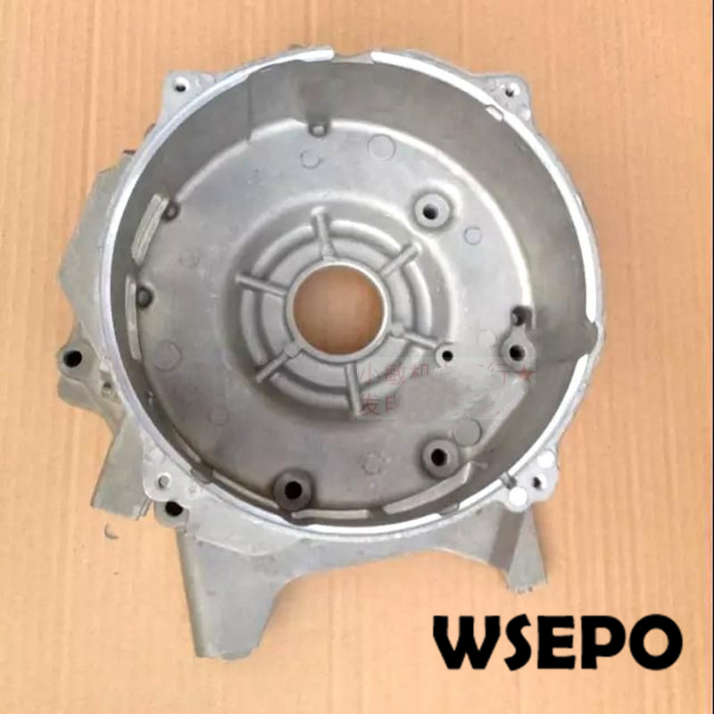 Top Quality! Crankcase Side Cover for MZ360/185F 04 Stroke Air Cooled Small Gasoline Engine,EF6600 Generator Parts