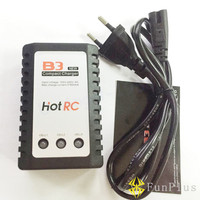 Hot RC B3 New Compact Balance Charger 10W Max Charger Current 2S 3S 7 4V 11