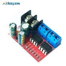 5A двойной двигатель постоянного тока Привод модуль дистанционного Управление Напряжение 3 V-14 V обратный PWM Скорость регулирования двойной H Мост супер L298N 5AD