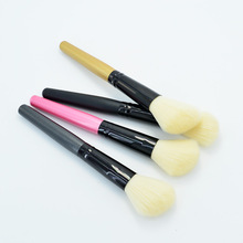 1pc The Latest Fashion High Quality Foundation Makeup Brush Wooden Handle new beauty Tools