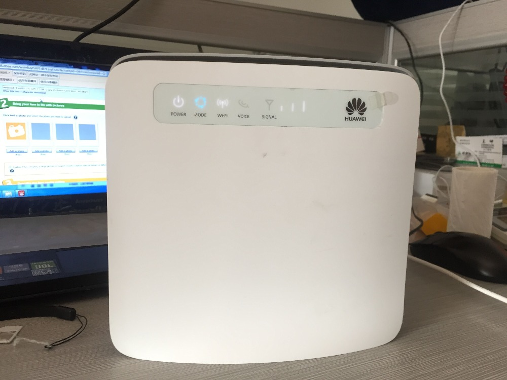 US $200 0 |Unlocked HUAWEI E5186 E5186s 22a 4G WIFI Router CAT6 300Mbps LTE  CPE wireless gateway CA 4G+ PK B593-in 3G/4G Routers from Computer &