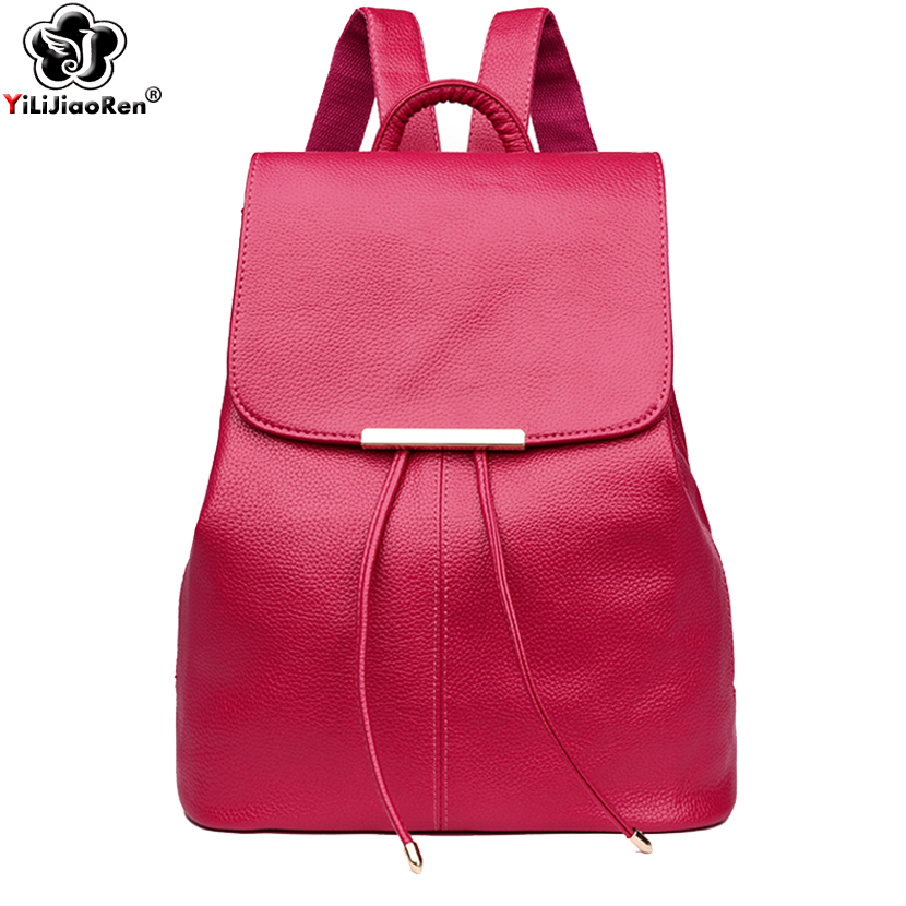 Fashion Sequined Backpack Female Brand Leather Backpack Purse Large Capacity Bookbag Simple Shoulder Bags for Women 2019 MochilaFashion Sequined Backpack Female Brand Leather Backpack Purse Large Capacity Bookbag Simple Shoulder Bags for Women 2019 Mochila