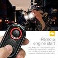 Steelmate 986E 1 Way Sistema de Alarme Da Motocicleta Remoto de Partida Do Motor Da Motocicleta Motor Imobilização com Mini Transmissor