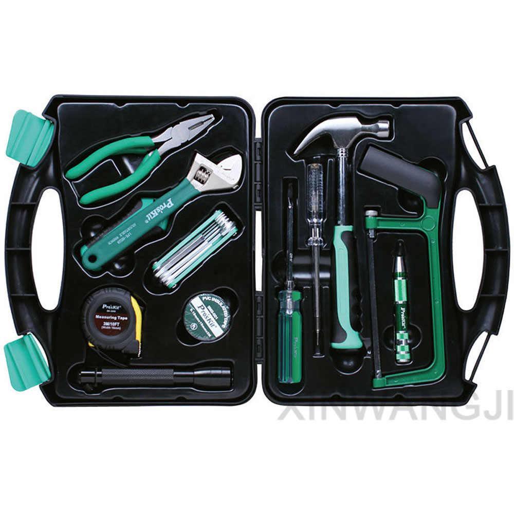 Pro'skit PK-2028 Многофункциональные бытовые инструменты Группа для электрика Электрический и электронный набор инструментов для обслуживания