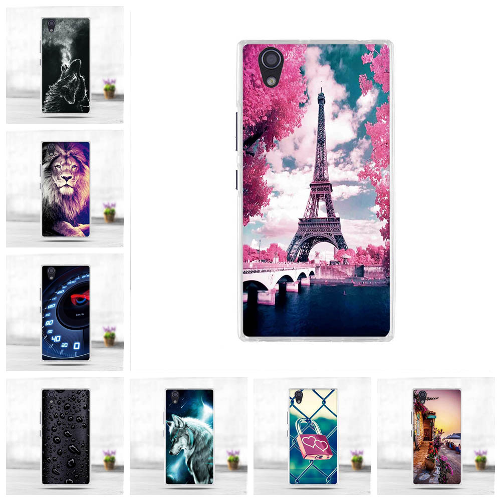 Luxury 3D Soft Silicone TPU For <font><b>Lenovo</b></font> <font><b>P70</b></font> P70T <font><b>Case</b></font> Cute Animal Back <font><b>Cover</b></font> Painting For <font><b>Lenovo</b></font> P 70 P70T P70A Phone <font><b>Case</b></font> Capas image
