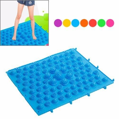 da52510e81f Foot massager pad Enhance immunity runningman Shiatsu pad For Blood  Circulation Health Care With 7 colors 40.5cm x 29cm