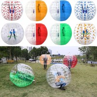 0.8mm TPU 133/123CM Air Bumper Ball Body Zorb Ball Bubble football,Bubble Soccer Zorb Ball For Sale,Zorb ball