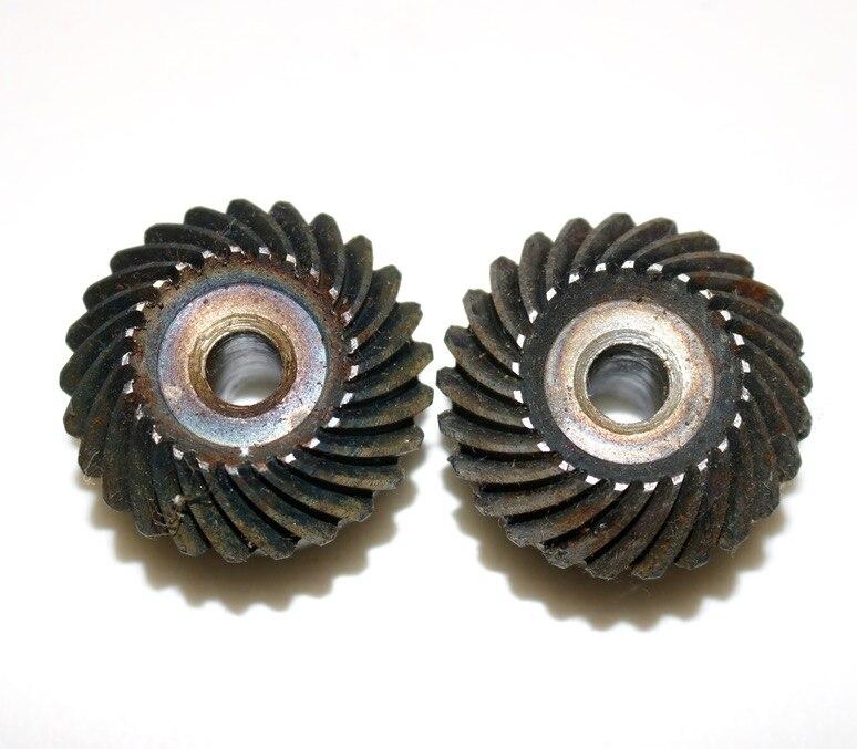 1.5M-25T/25T Precision spiral bevel gear helical gear-Diameter:39.5mm hole d:10mm1.5M-25T/25T Precision spiral bevel gear helical gear-Diameter:39.5mm hole d:10mm
