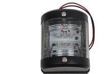 12V Marine Boat Yacht Stern Light Signal Lamp White LED Navigation Tail Light