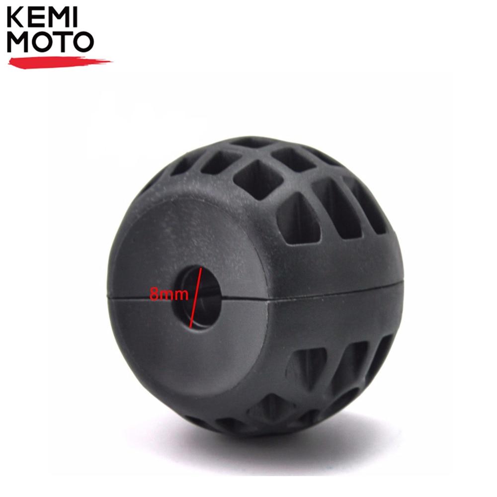 Kemimoto Atv Utv Winch Guard Cable Stop Hook Stopper Line