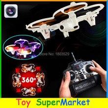 Livraison Gratuite Vente Chaude X40V Drone avec Caméra (0.3MP) & RC Hélicoptère Quadcopter VS X4 H107C 4CH 2.4G Télécommande Jouets pour enfant