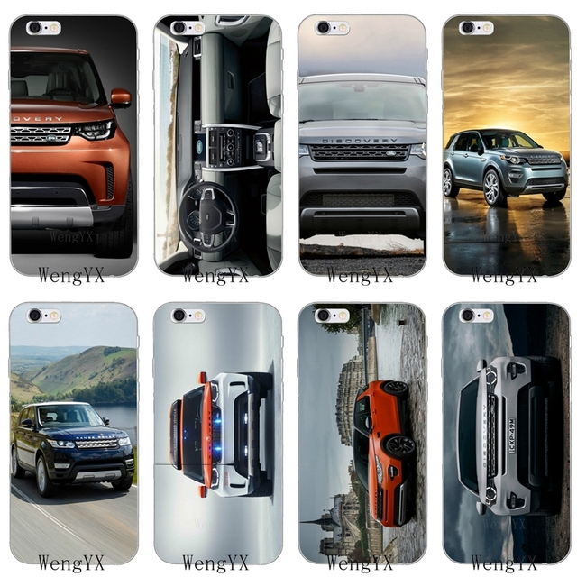 100% authentic 0c9d4 54b09 US $1.99  luxury car range rover discovery Slim silicone Soft phone case  For iPhone 4 4s 5 5s 5c SE 6 6s plus 7 7plus 8 8plus X-in Fitted Cases from  ...