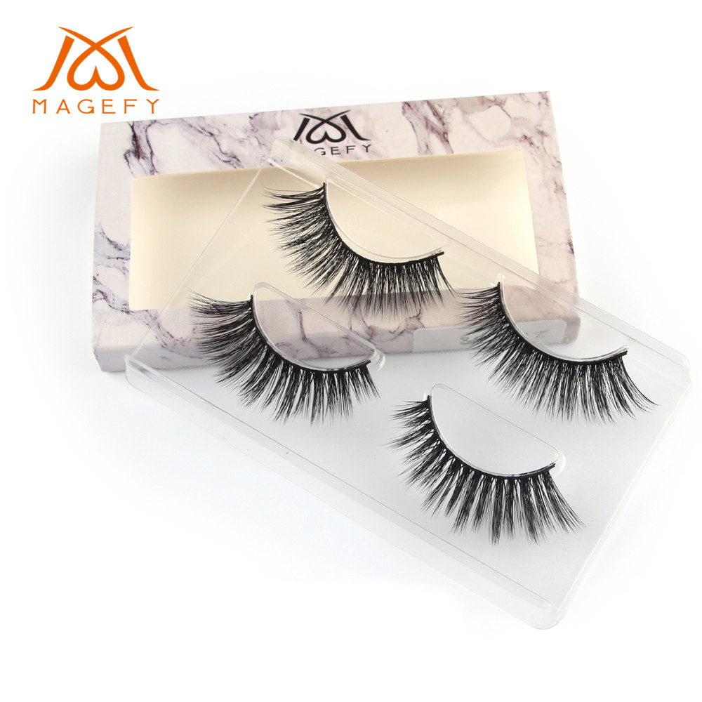 Professional Sale Kanbuder Mink Eyelashes 5 Pairs Eyelashes 3d Individual Eyelashes Fake Lashes 3d Mink Lashes Vendors Individual Dropship A25 Beauty Essentials