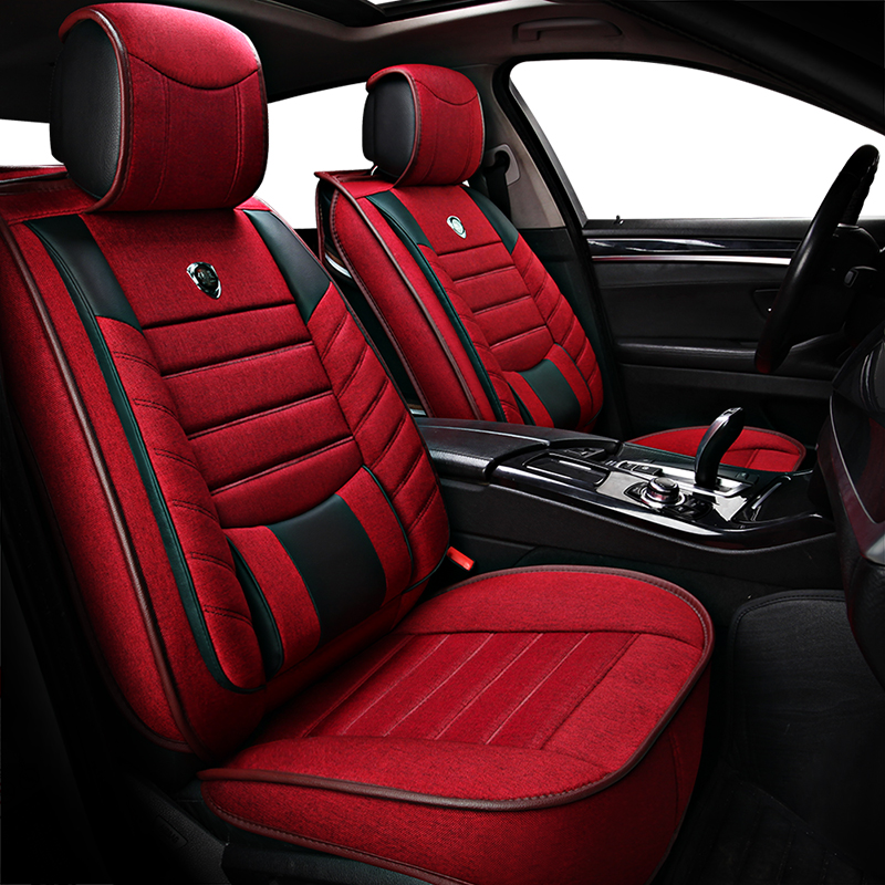Car Travel Universal Car Seat Cover Seats Covers Leather For Ford Limited Mondeo Mk3 Mk4 Mustang Ranger Territory 2017 2015 Wholesale Seat Cover Leather
