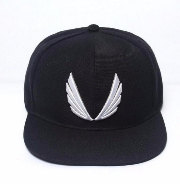Prix pour Drake 6 dieu prier ovo cap noir Strapback OVO Hotline Bling chapeaux 6 panneau snapback casquette POLOs casquette de baseball OR HIBOU DENIM CHAPEAU