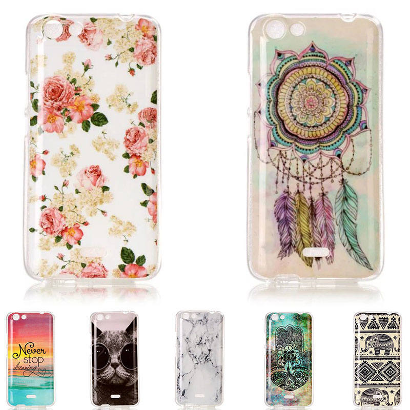low priced c5f48 08a5c Funda Wiko Rainbow Jam Case Luxury Cartoon TPU Phone Case For Coque Wiko  Rainbow Jam 3G Case Silicon Back Cover Wiko Rainbow Jam-in Phone Pouch from  ...
