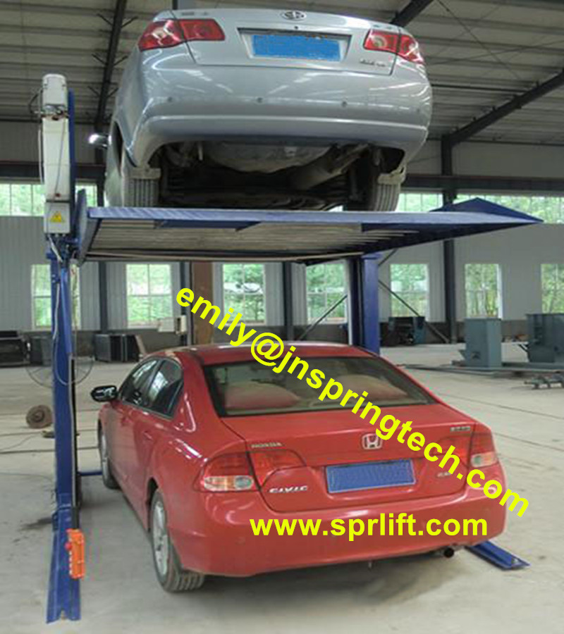 US $2180 0 |Cheap car lifting 2 two post residential auto lift parking  hydraulic 2 two post electric auto lift equipment 2017 on Aliexpress com |