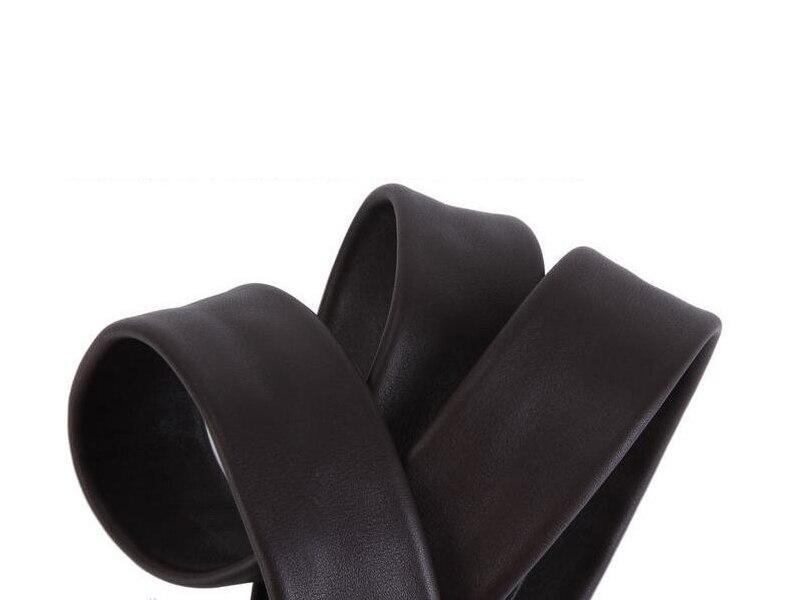 dos sacos de couro genuíno para os