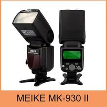 M eike MK930 II MK930 IIเป็นYongnuo YN560II YN-560 IIแฟลชแฟลชสำหรับCanon 6D EOS 5D 5D2 5D M Ark IIIครั้งที่สองIV I 1D