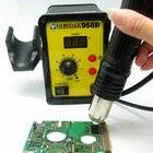 220v GORDAK 958D soldering station hot air welding gun for SMD repairing rework station