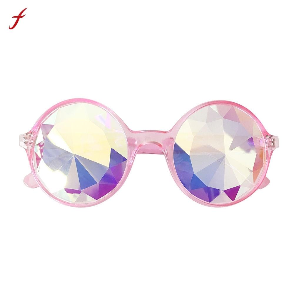8974d4d3c5aac Óculos Rave Partido Festival óculos de Sol Lente Difratado EDM em Óculos de  sol de Das mulheres Roupas   Acessórios no AliExpress.com   Alibaba Group