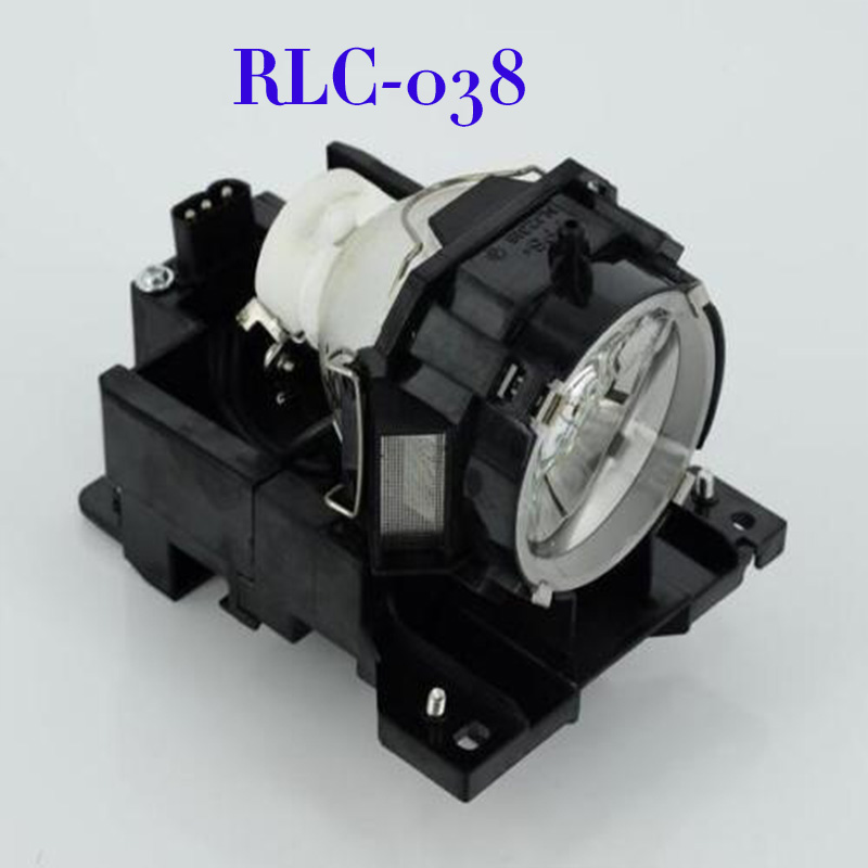 Free Shipping Brand New RLC-038 projector lamp With Housing Module for Viewsanic PJ1173 Projector maglite