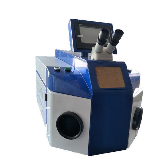 Automatic laser welding machine repairing jewelry with low price
