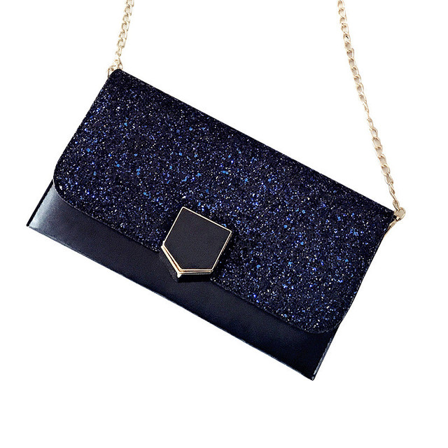 2018 Winmax Ladies Luxury Day Clutches Women s bling Sequins Envelope Shape  Evening Party Hand bag for Girls Beautiful Phone Bag e3e733022569