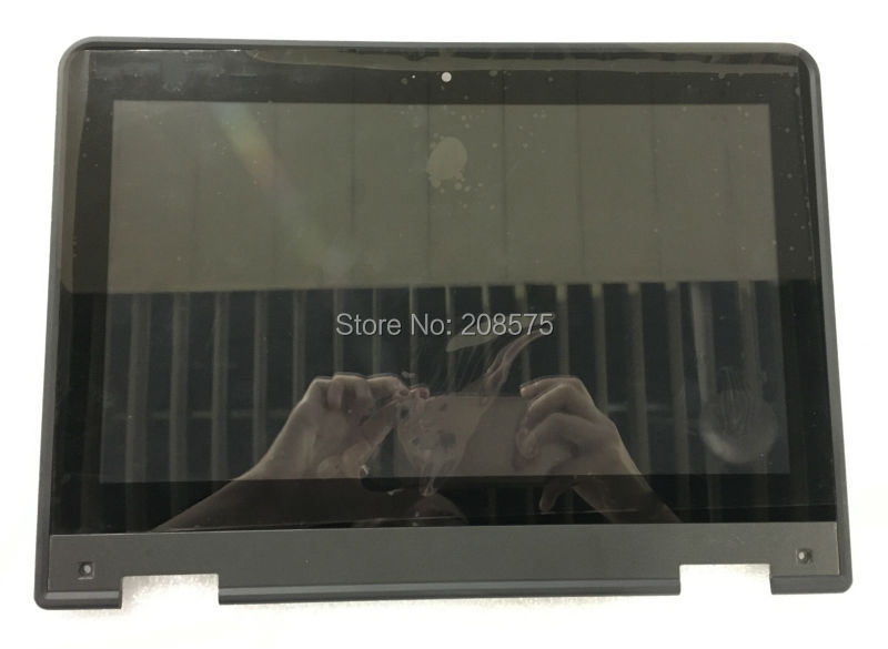 Free shipping B116XAN02.0 Lenovo Yoga 11e Chromebook LED Touch Screen Digitizer Glass Assembly with Frame купить недорого в Москве