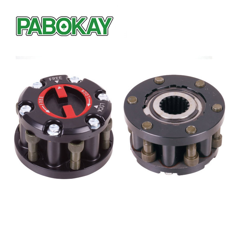 2 قطعه x FOR ISUZU Pickup Trooper 1987-92 Hub Locking Hub B022 - قطعات خودرو