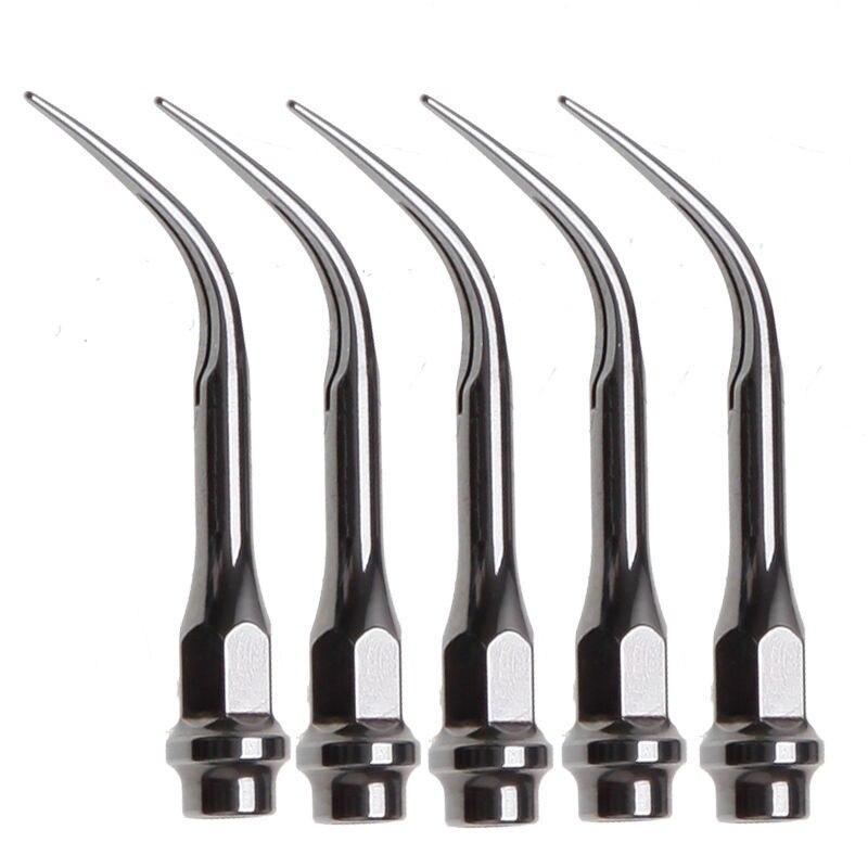 5 Dental Ultrasonic Scaler Tips for KAVO Sonosoft Piezolux Pizeo Scaler GC1 10