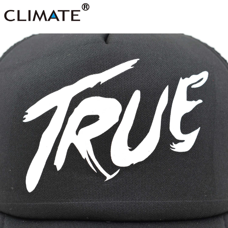 8864cf11b1ad2 ... CLIMATE Men Women New Trucker Caps AVICII TRUE Hot Music DJ Caps Hot  Summer Music AVICII ...