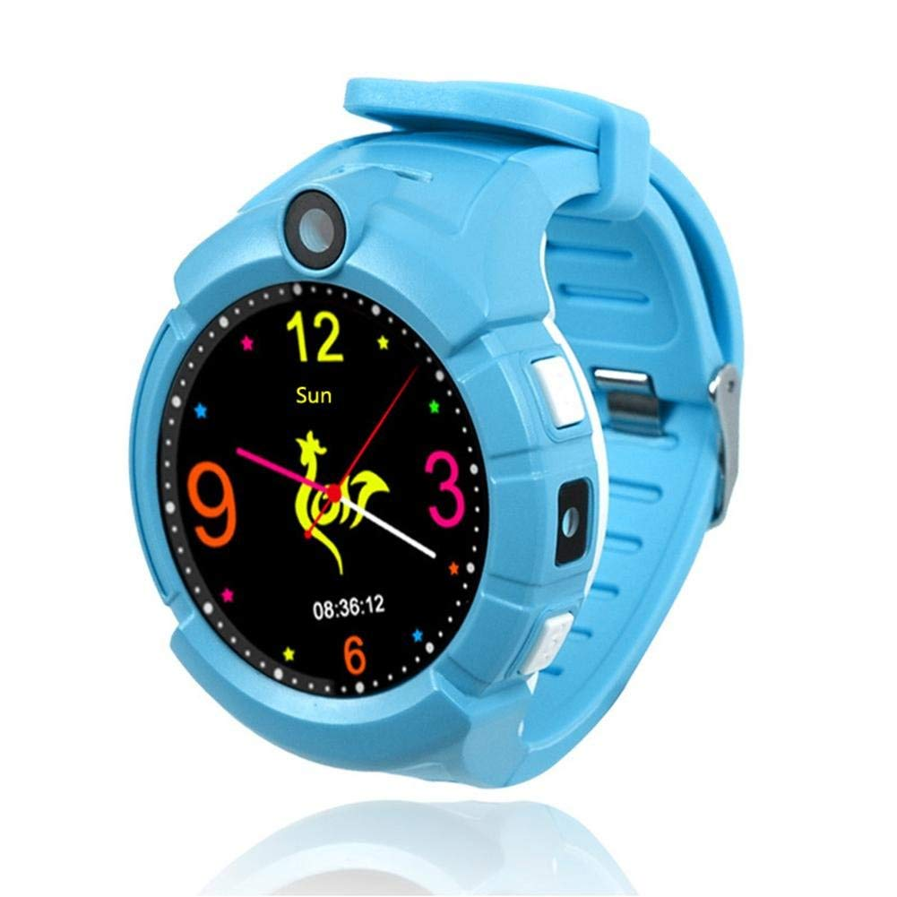 Children Smart Watch Kids GPS Wifi Locator Tracker Bracelet Wrist Phone Anti-Lost SOS Pedometer Camera IOS Android Smartphone стоимость