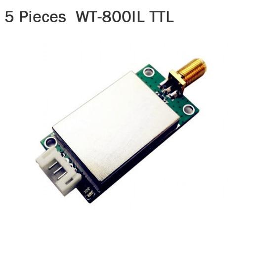 SX1276 Micro-power spread spectrum wireless module WT-800IL high performance, low-power, LoRa module