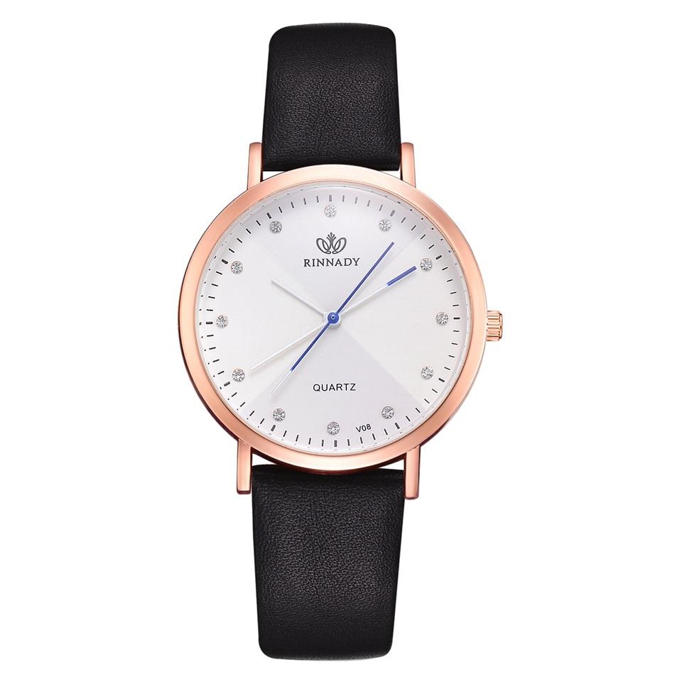 Women's Watches Fashion Leather Wrist Watch Women Watches Ladies Watch Clock Mujer Bayan Kol Saati Montre Feminino