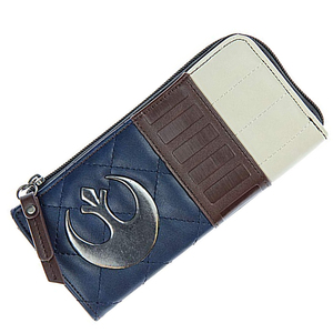 2020 Ziper Around Wallet Star Wars wallet Purse Mandalorian Bi-Fold Wallet Star Wars Bag(China)