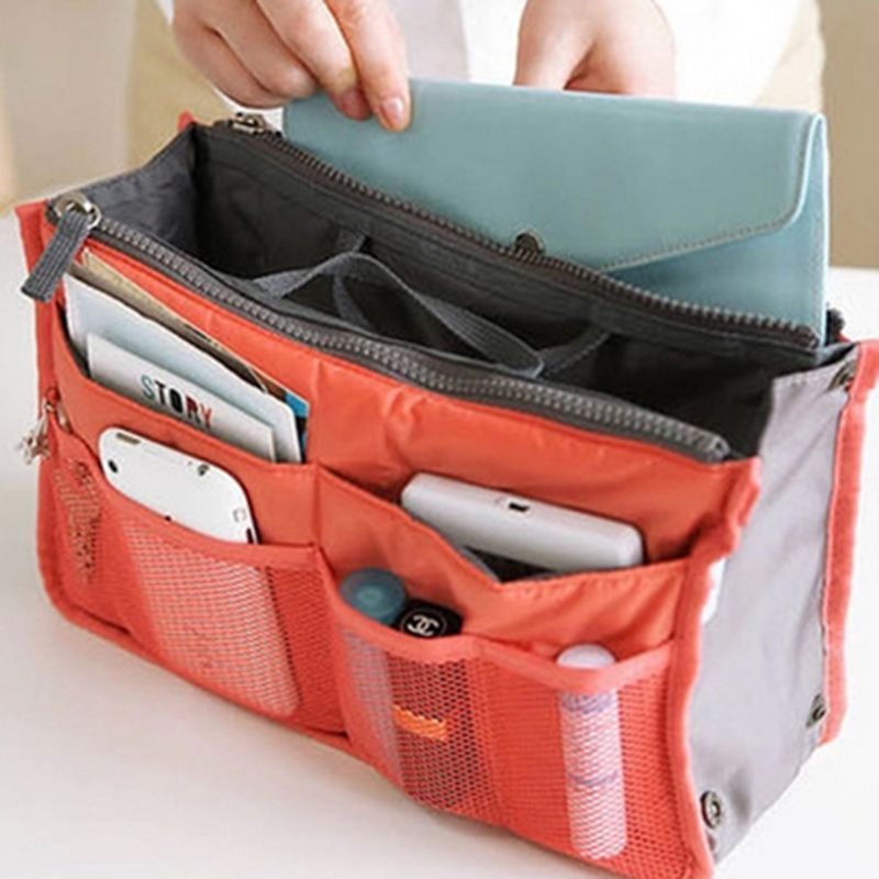 Home Organization Makeup Portable Tool Travel Toiletry Washing Cosmetic Bag Closet  Organizer Zip Lock Storage Case Luggage Bags In Storage Bags From Home ...