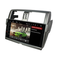 2GB RAM Octa Core 10 1 Android 6 0 Car Audio DVD Player For Toyota Prado