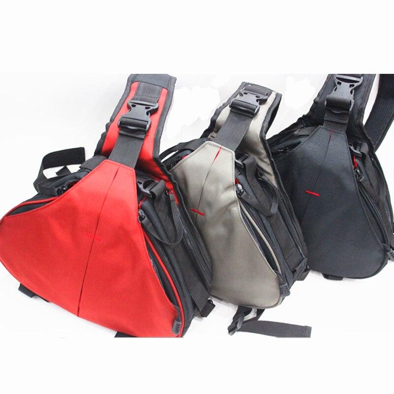 BON CREATION Waterproof Backpack Shoulder Camera Bag Case For Nikon D7200 D7100 D7000 D5500 D5300 D5200